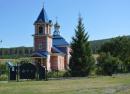 Церковь Введения во храм Пресвятой Богородицы. с. Тюлюк