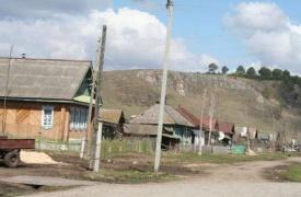 Улица с.Орловка