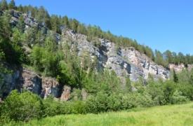 Природа близ Серпиевки