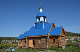 Церковь с.Меседа