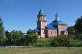 Церковь с.Тюлюк