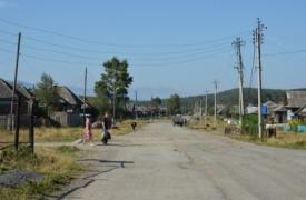 Улица с.Меседа