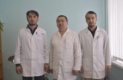 Работа Катав-Ивановской районной больницы усилена тремя новыми хирургами